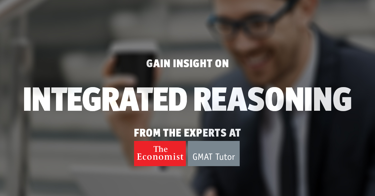 The Economist GMAT tutor is a very well-designed and elegantly presented prep tool. The way that the course considers the candidates performance and does all the planning for the candidate is a big help.
